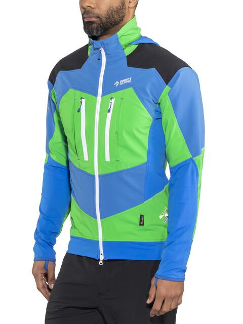 Directalpine Mistral 1.0 Jacket Men green/blue